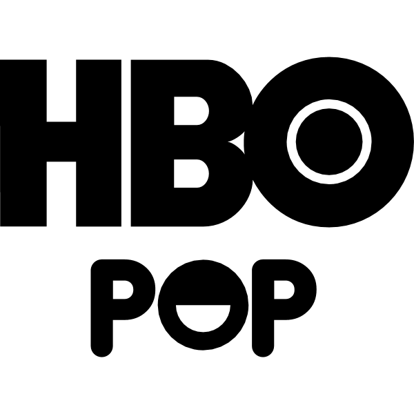HBO Pop ,Logo , icon , SVG HBO Pop
