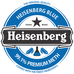 Heisenberg Blue Logo ,Logo , icon , SVG Heisenberg Blue Logo