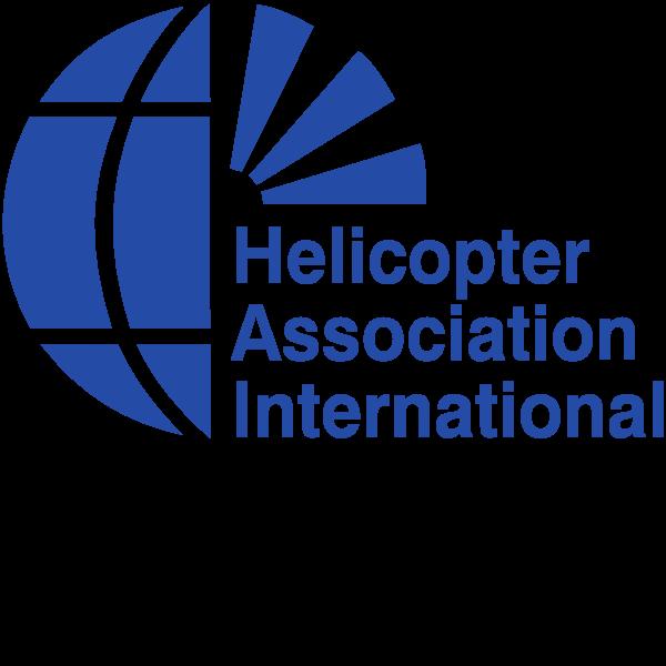 Helicopter Association International Logo ,Logo , icon , SVG Helicopter Association International Logo