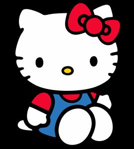 hello kitty Logo ,Logo , icon , SVG hello kitty Logo
