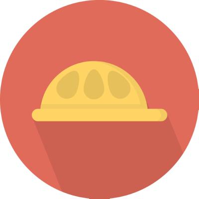 helmet ,Logo , icon , SVG helmet