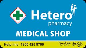 Hetro Pharmacy Logo ,Logo , icon , SVG Hetro Pharmacy Logo