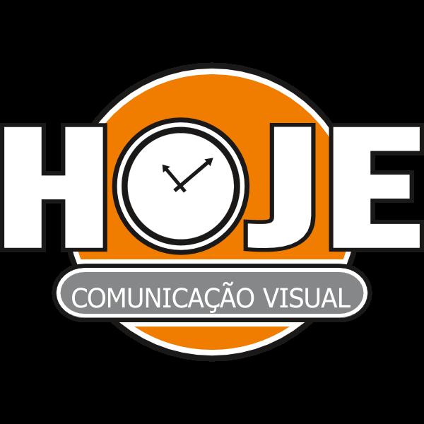 Hoje Comunicação Visual Logo ,Logo , icon , SVG Hoje Comunicação Visual Logo