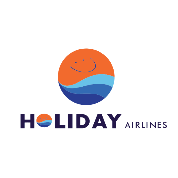 Holiday Airlines Logo ,Logo , icon , SVG Holiday Airlines Logo