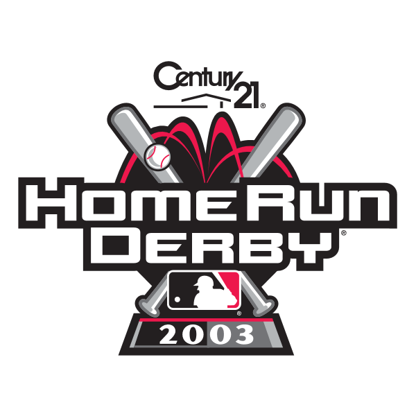 Home Run Derby 2003 Logo ,Logo , icon , SVG Home Run Derby 2003 Logo