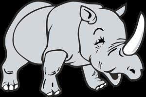 Horny Rhino, Rosarito Logo ,Logo , icon , SVG Horny Rhino, Rosarito Logo