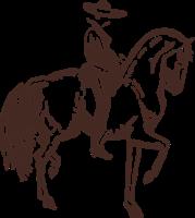 Horse Design Logo ,Logo , icon , SVG Horse Design Logo