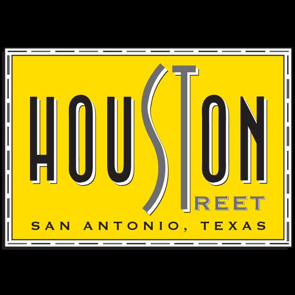 Houston Street – San Antonio Logo ,Logo , icon , SVG Houston Street – San Antonio Logo