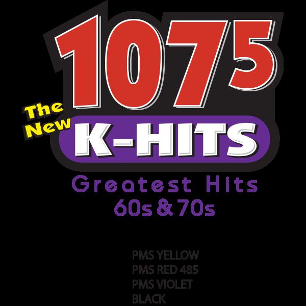 Houston's 107.5 The New K-Hits Logo ,Logo , icon , SVG Houston's 107.5 The New K-Hits Logo