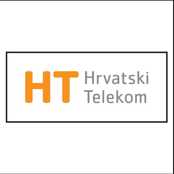 Hrvatski Telekom HT Logo ,Logo , icon , SVG Hrvatski Telekom HT Logo