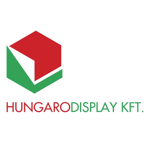 Hungaro Display KFT ,Logo , icon , SVG Hungaro Display KFT
