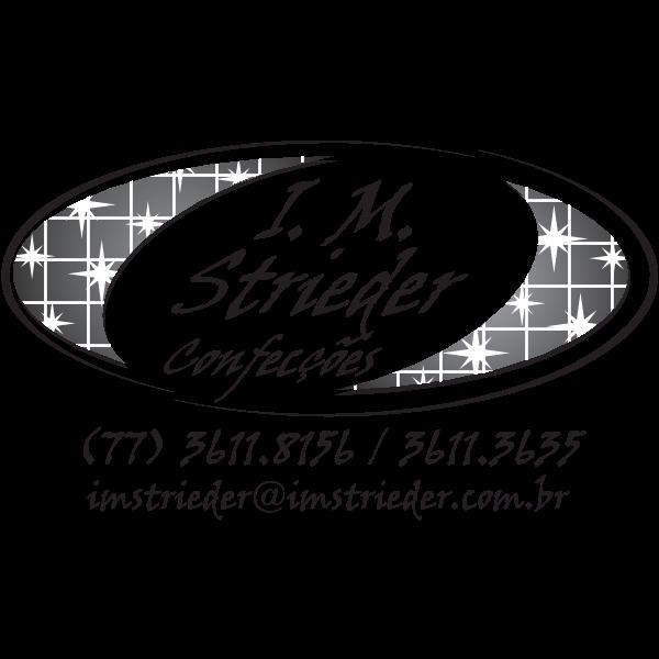 I M Strieder Confecções Logo ,Logo , icon , SVG I M Strieder Confecções Logo