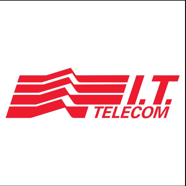I.T. Telecom Logo ,Logo , icon , SVG I.T. Telecom Logo