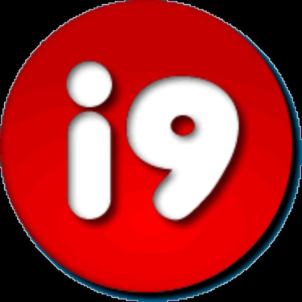 i9 web design Logo ,Logo , icon , SVG i9 web design Logo