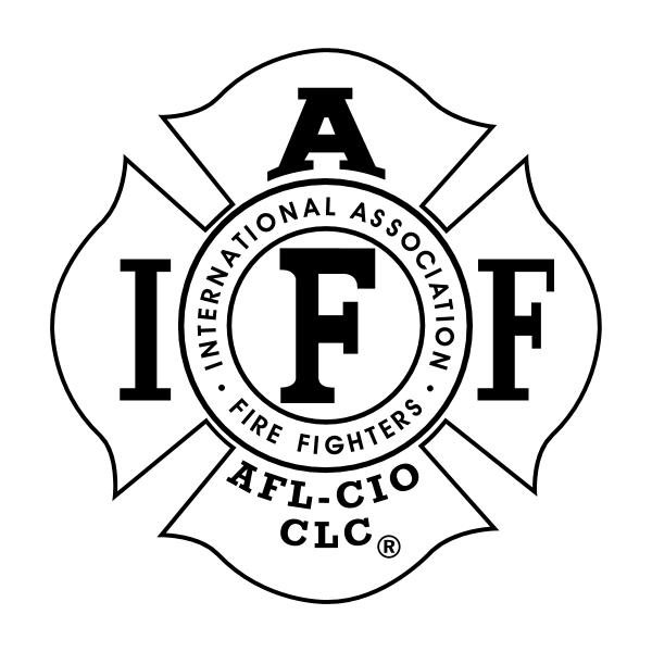IAFF ,Logo , icon , SVG IAFF
