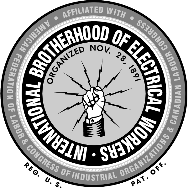 IBEW ,Logo , icon , SVG IBEW