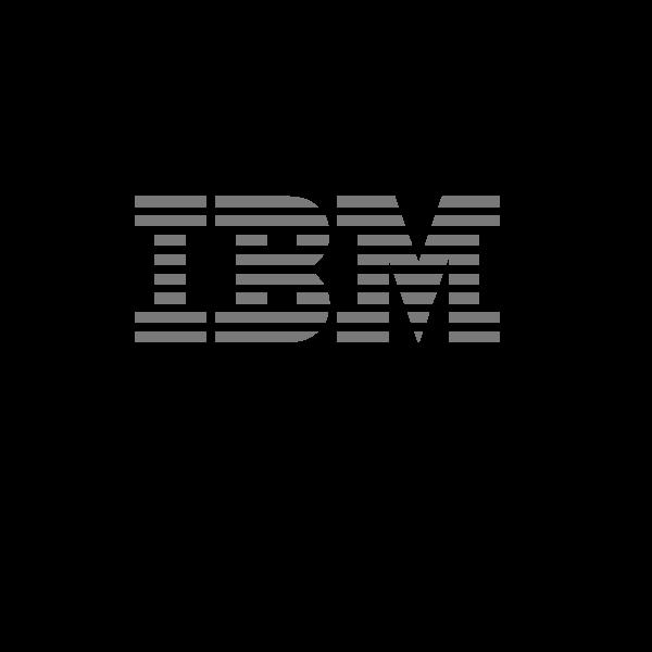 IBM 1 ,Logo , icon , SVG IBM 1