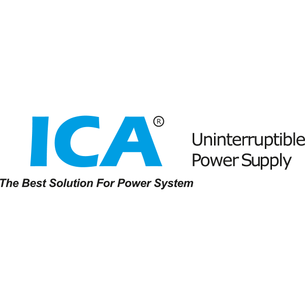 ICA UPS Logo ,Logo , icon , SVG ICA UPS Logo