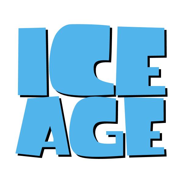 Ice Age ,Logo , icon , SVG Ice Age