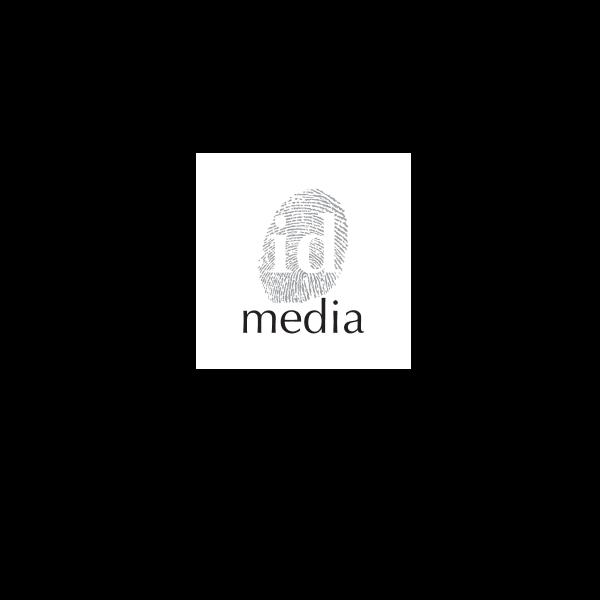 id media Logo ,Logo , icon , SVG id media Logo