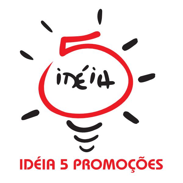 Ideia5 Publicidade Logo ,Logo , icon , SVG Ideia5 Publicidade Logo