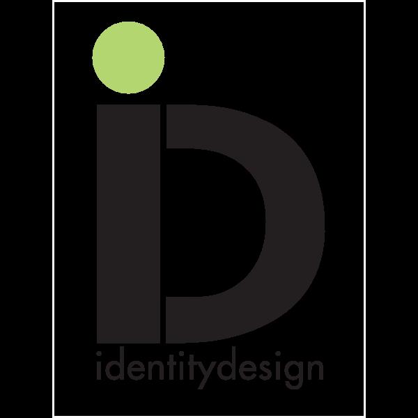 Identity Design Logo ,Logo , icon , SVG Identity Design Logo