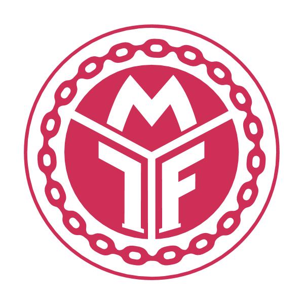 IF Mjondalen Logo ,Logo , icon , SVG IF Mjondalen Logo