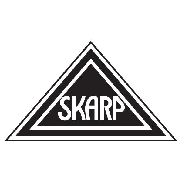 IF Skarp Logo ,Logo , icon , SVG IF Skarp Logo