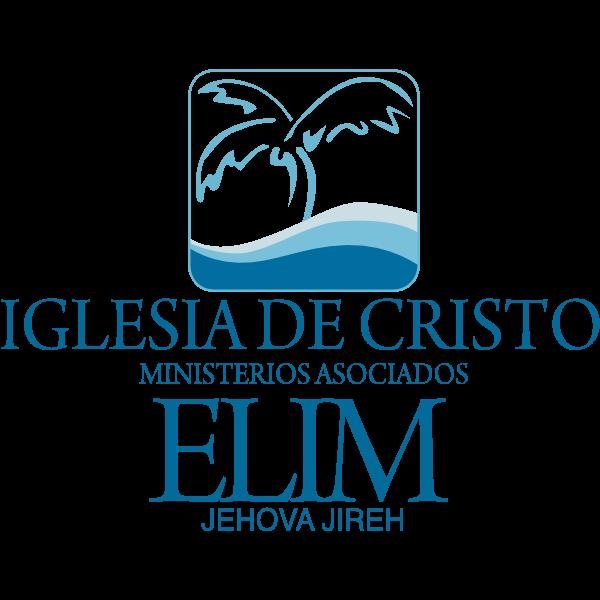 Iglesia de Cristo Elim Logo ,Logo , icon , SVG Iglesia de Cristo Elim Logo