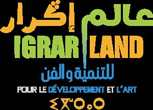 IGRAR LAND Logo ,Logo , icon , SVG IGRAR LAND Logo
