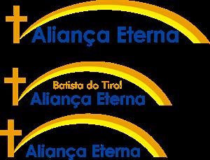Igreja Batista Aliança Eterna Logo ,Logo , icon , SVG Igreja Batista Aliança Eterna Logo