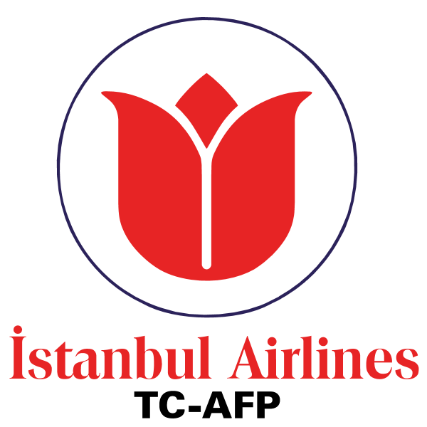 IHY Istanbul Airlines Logo ,Logo , icon , SVG IHY Istanbul Airlines Logo