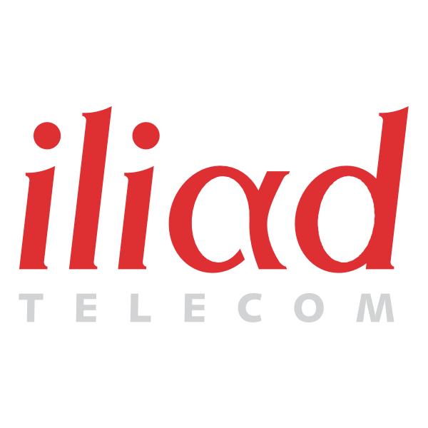 iliad TELECOM Logo ,Logo , icon , SVG iliad TELECOM Logo