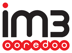 IM3 OOREDOO Logo ,Logo , icon , SVG IM3 OOREDOO Logo