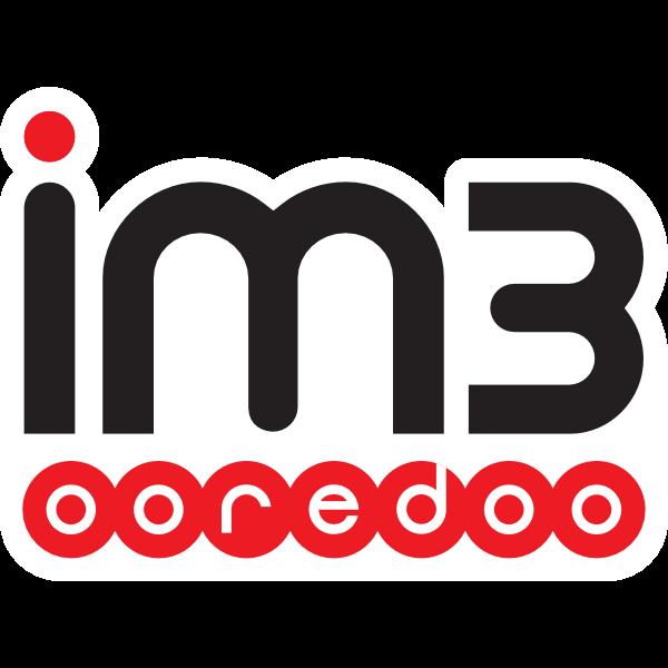 Im3 Ooredoo ,Logo , icon , SVG Im3 Ooredoo
