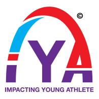 Impacting Youth Athlete Logo ,Logo , icon , SVG Impacting Youth Athlete Logo