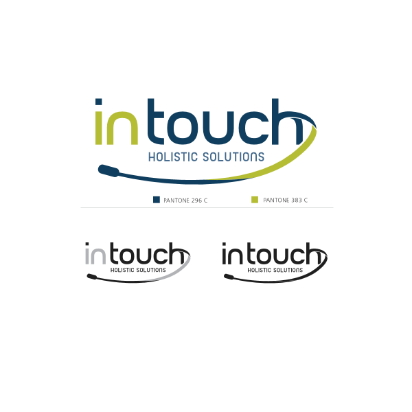 In Touch Holistic Solutions Logo ,Logo , icon , SVG In Touch Holistic Solutions Logo