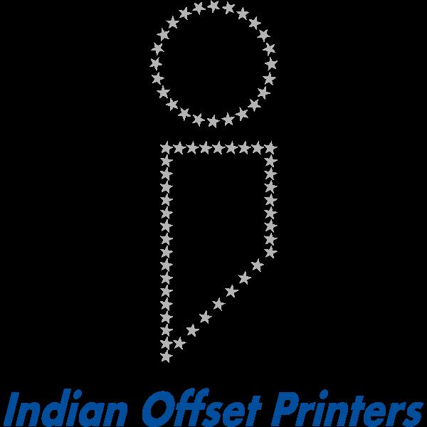 Indian Offset Printers Logo ,Logo , icon , SVG Indian Offset Printers Logo