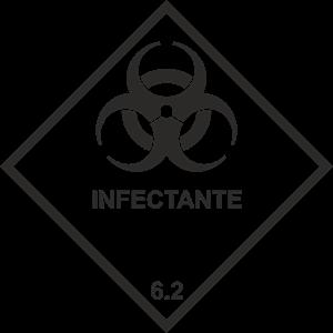 Infectante – infectado Logo ,Logo , icon , SVG Infectante – infectado Logo