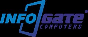 INFOGATE Computers Logo ,Logo , icon , SVG INFOGATE Computers Logo