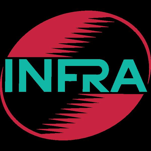 INFRA Logo ,Logo , icon , SVG INFRA Logo