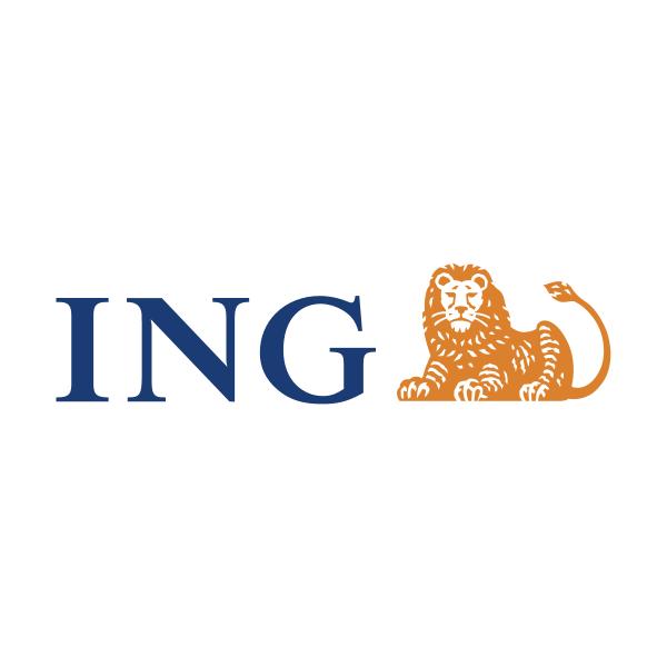 ING ,Logo , icon , SVG ING