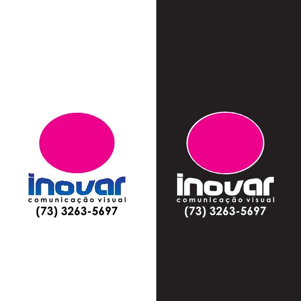 Inovar Comunicação Visual Logo ,Logo , icon , SVG Inovar Comunicação Visual Logo