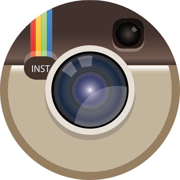 Instagram color icon Logo