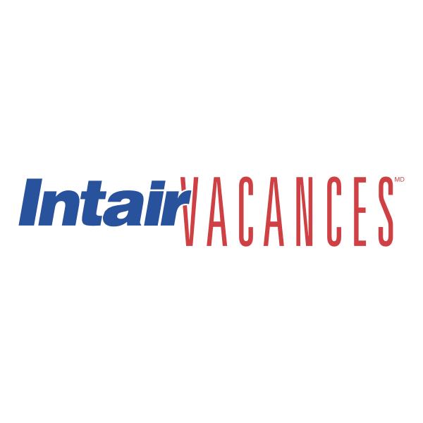 Intair Vacances ,Logo , icon , SVG Intair Vacances