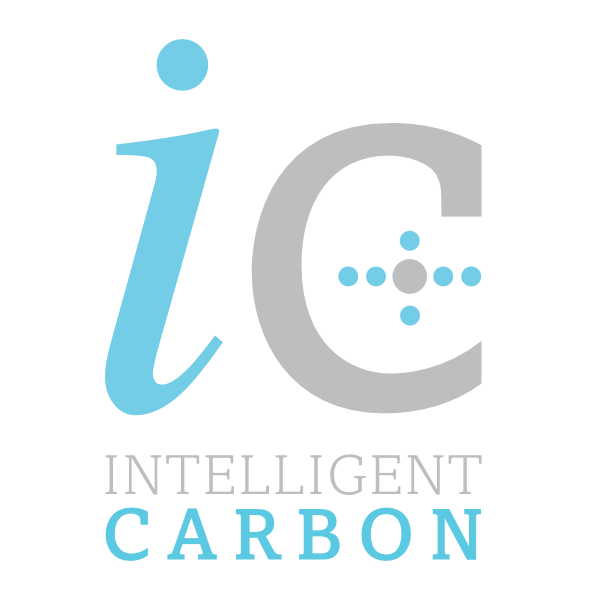 Intelligent Carbon Logo ,Logo , icon , SVG Intelligent Carbon Logo