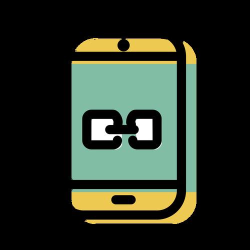 interaction ,Logo , icon , SVG interaction