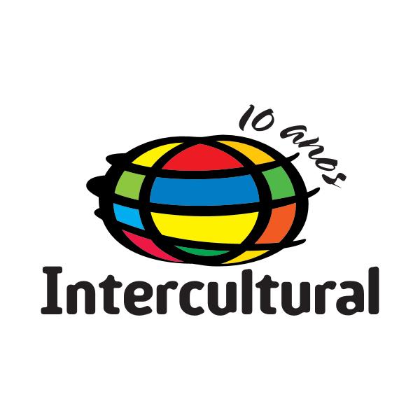 Intercultural 10 anos Logo ,Logo , icon , SVG Intercultural 10 anos Logo