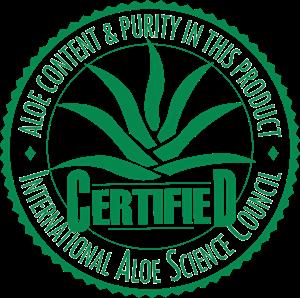 International Aloe Science Council Logo ,Logo , icon , SVG International Aloe Science Council Logo