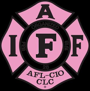 International Association Fire Fighters Logo ,Logo , icon , SVG International Association Fire Fighters Logo